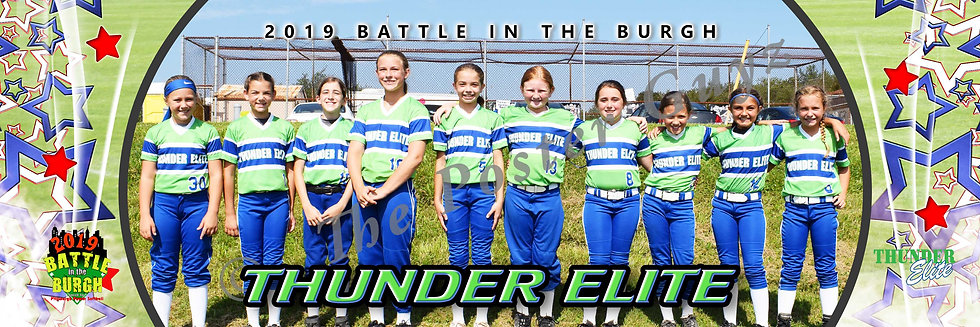 Thunder Elite 09 (10A)
