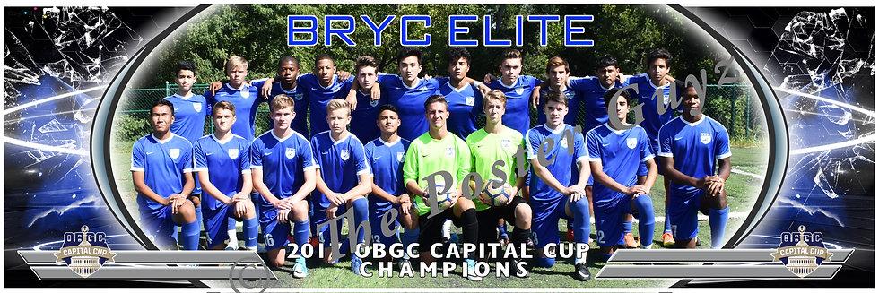 BRYC ELITE ACADEMY ECNL U17 Boys U17 Champions