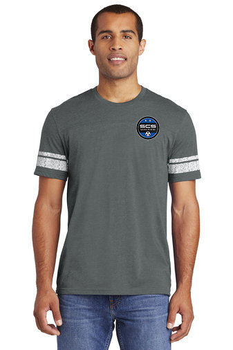 SCS-Men's District Game Shirt-Left Chest Logo