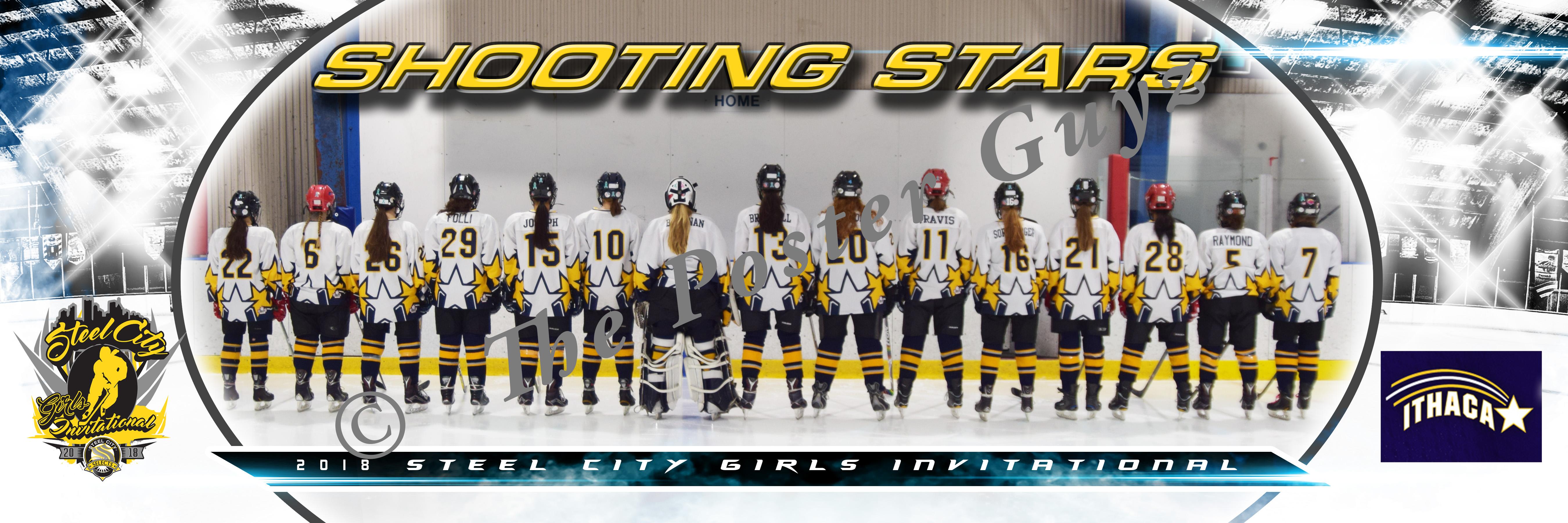 Tompkins Girls Hockey 14U
