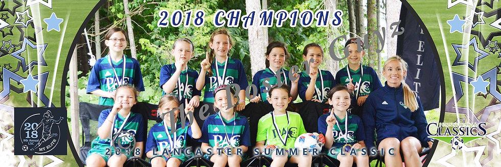 PA Classics Academy 09G Champions