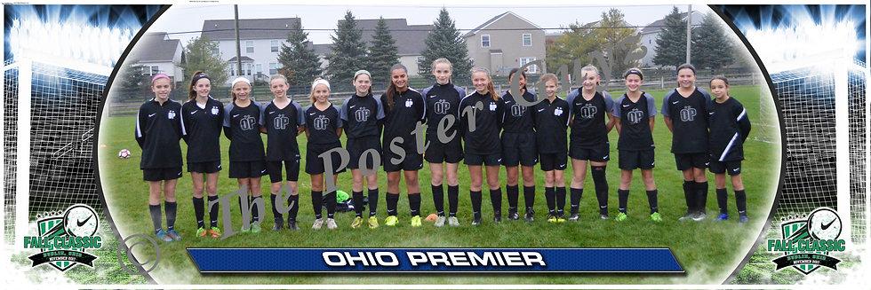 Ohio Premier OP Green Girls U13