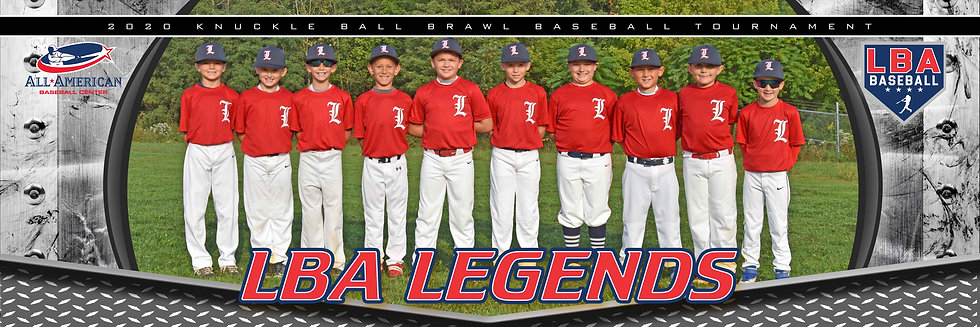 LBA Legends 9U