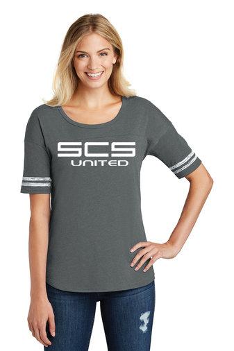 SCS-Women's District Game Shirt