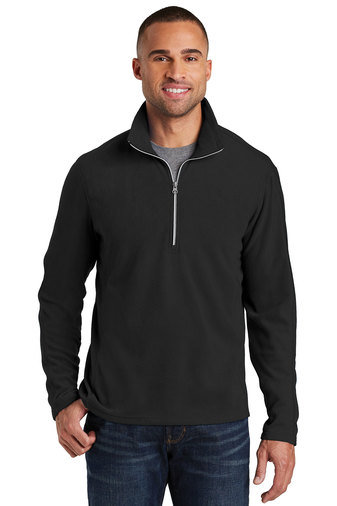 AmbridgeVolleyball-Men's Quarter Zip Fleece