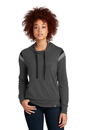 SVBBALL-Women's New Era Heritage Lightweight Hoodie