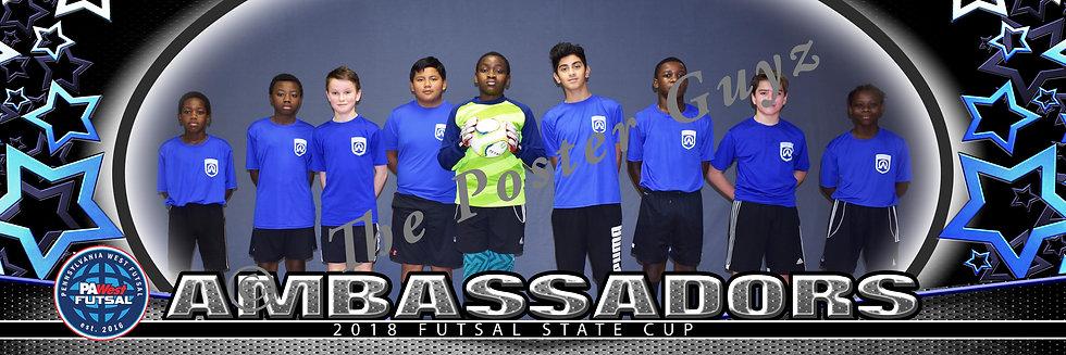 Ambassadors 2006 u13B