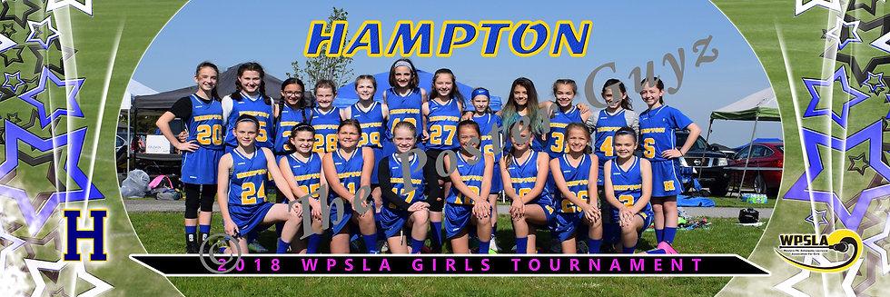 Hampton U12