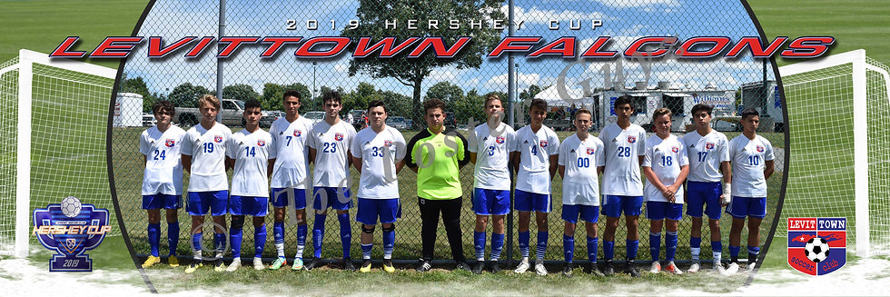 LEVITTOWN FALCONS U17B