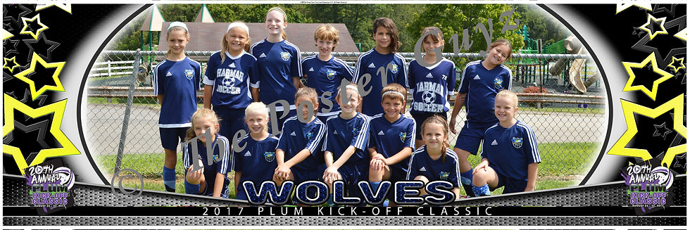 Harmar Wolves u11G