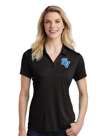 SVSoftball-Women's Polyester Polo