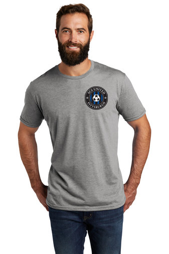 SCS-Allmade Recycled Short Sleeve Shirt-Left Chest Logo
