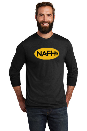 NAFH-Allmade Recycled Long Sleeve-NAFH Logo