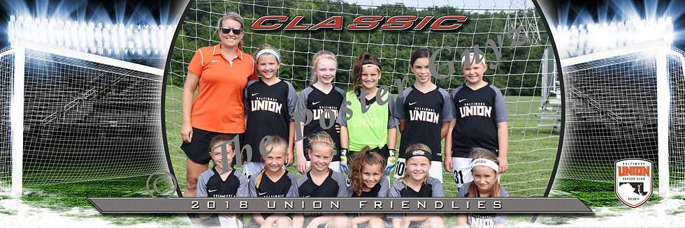 Baltimore Union Classic GU10