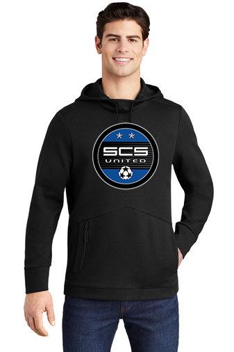 SCS-Men's Triumph Hoodie-Round Logo