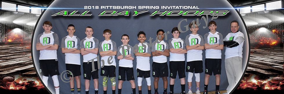 All Day Hoops 7th Boys
