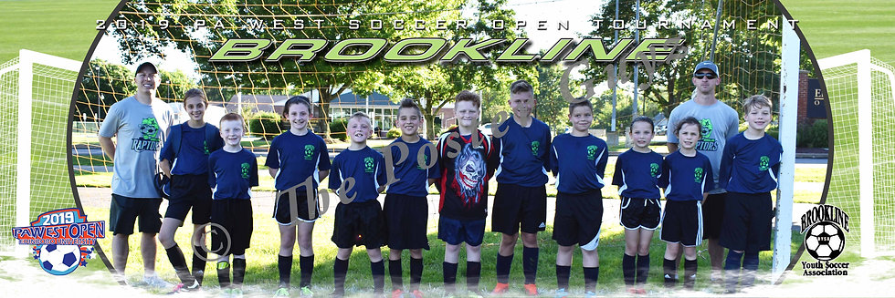 Brookline Youth Soccer B2009