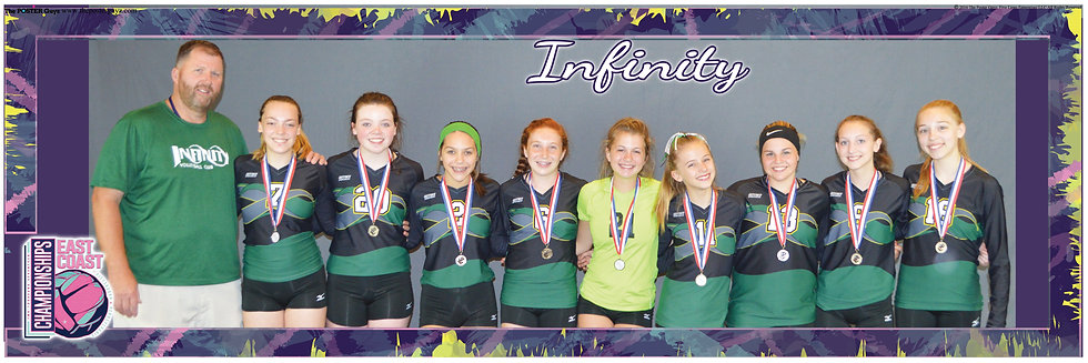 Infinity 13 With Bronze Medals