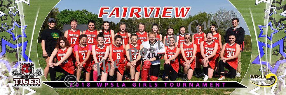Fairview Tigers Lacrosse U14