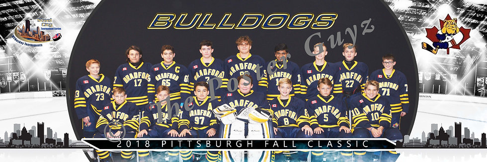 Bradford Bulldogs Bantam Minor