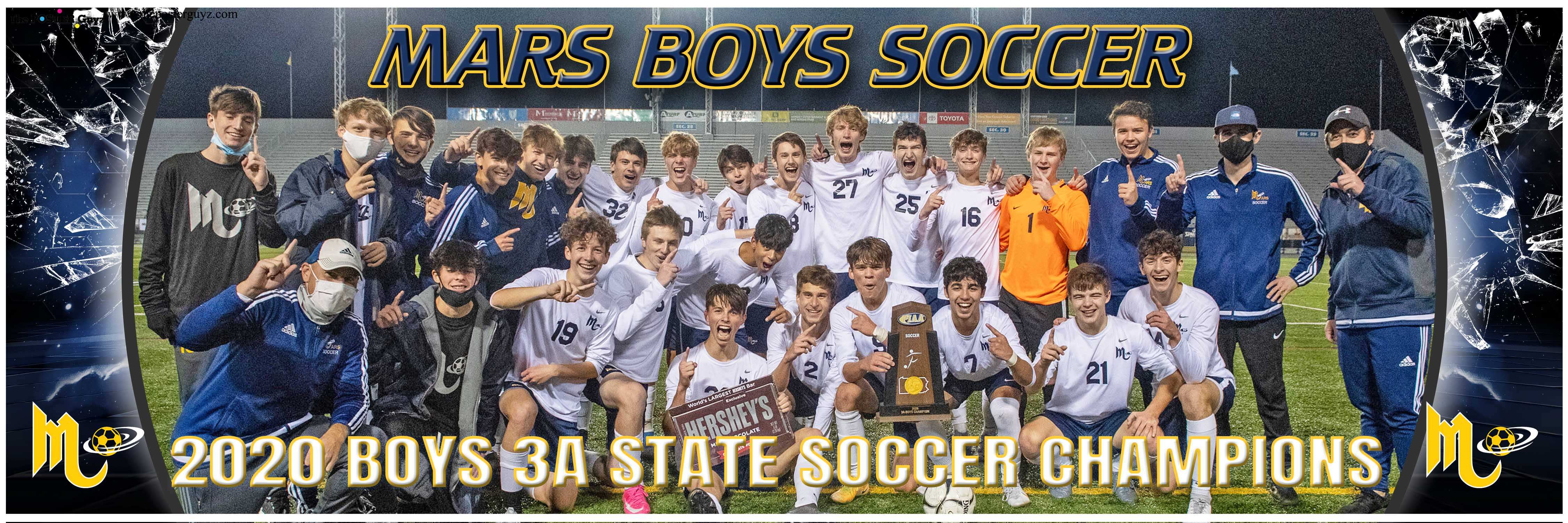 2020 Mars Boys Soccer PIAA Championship