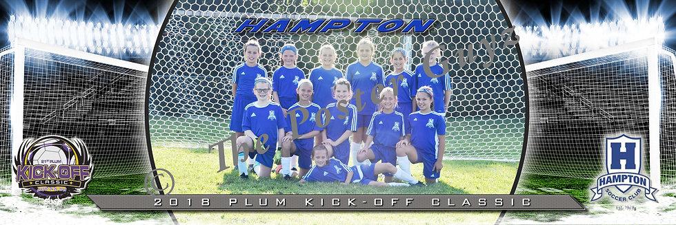 Hampton Talbots Girls U12
