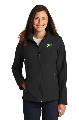 SaintKilian-Women's  Soft Shell Full Zip Jacket