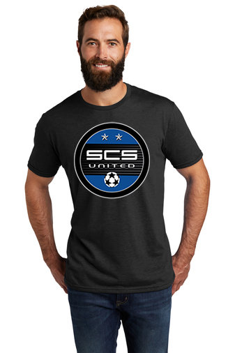 SCS-Allmade Recycled Short Sleeve-Round Logo