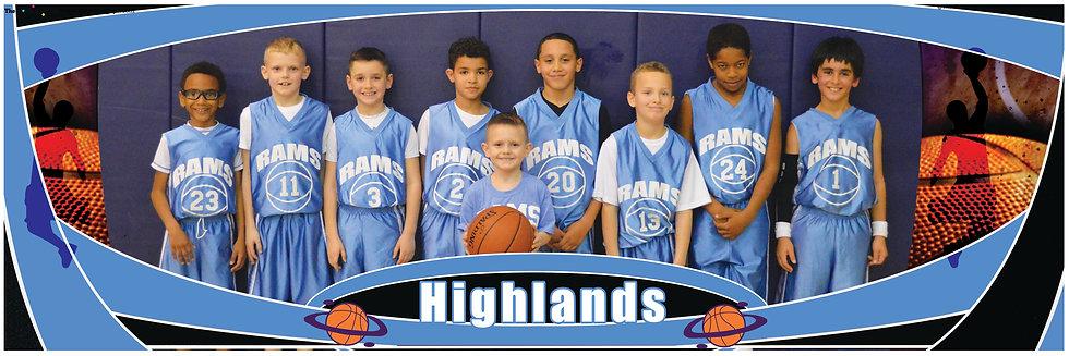 Highlands 4th Grade