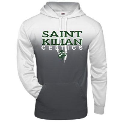 SaintKilian-Badger Ombre Hoodie
