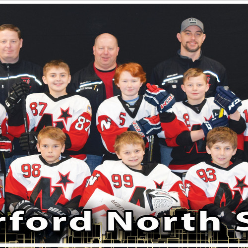 Harford north stars hockey