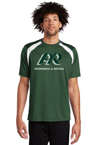 PRS&D-Men's Sport Tek Colorblock Shirt