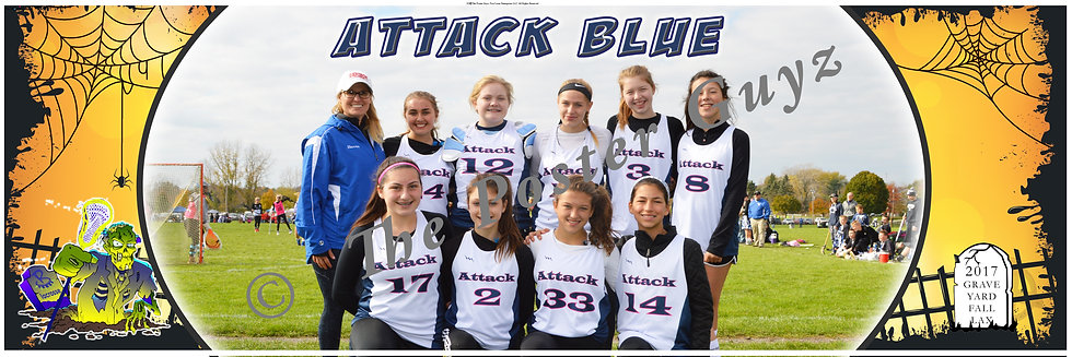 Attack Blue 7-8 B