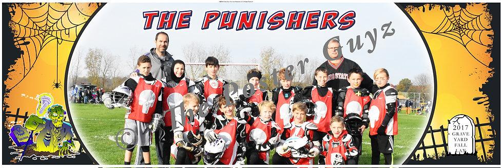 The Punishers 3-4 Boys