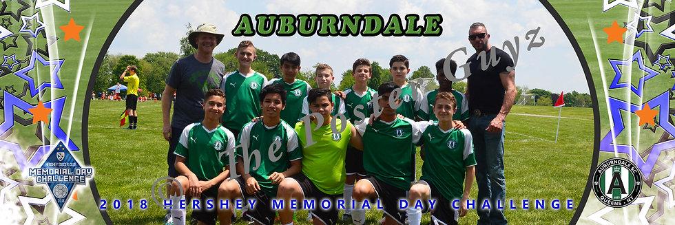 Auburndale 04 Green U14 B