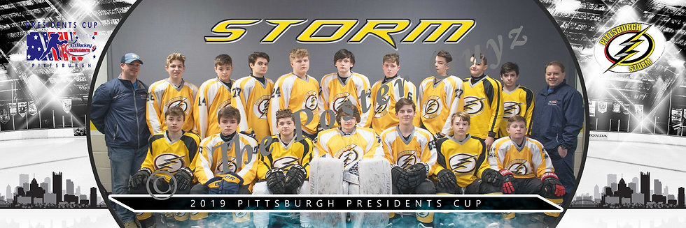 Pittsburgh Storm Bantam AA