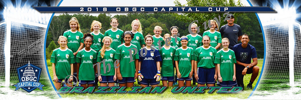 Brazilian United SA USA BUSA 05G (MD) Girls U14