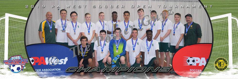 Carlynton U19B Champions