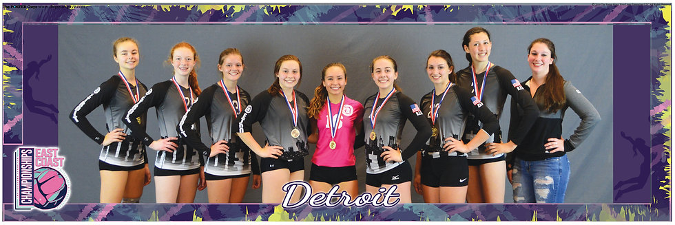 Team Detroit 14 White