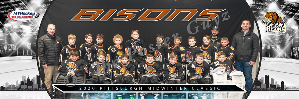 Buffalo Bisons Squirt B