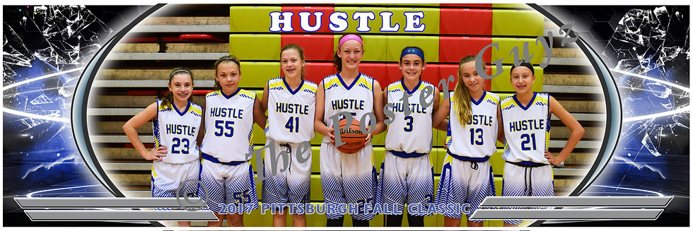 WPA Hustle 7th girls
