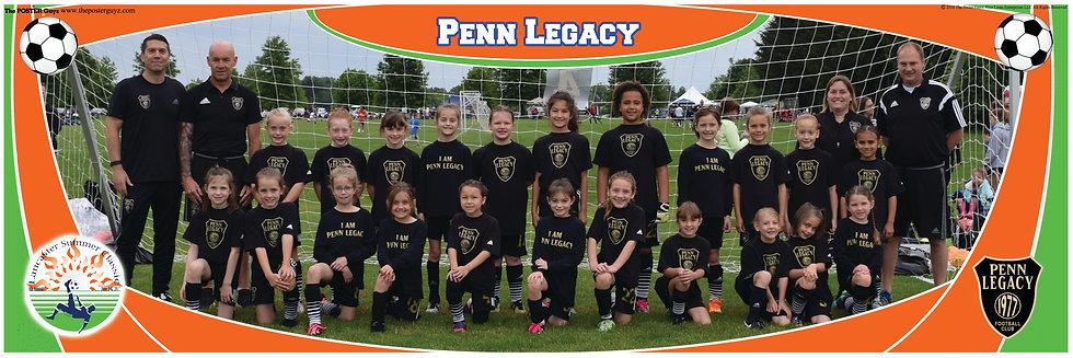 Penn Legacy 09 combo
