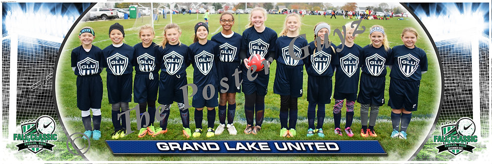 Grand Lake United Superstars Girls U11
