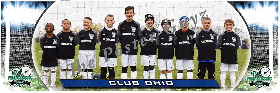 Club Ohio 2008 Green Man City Boys U10