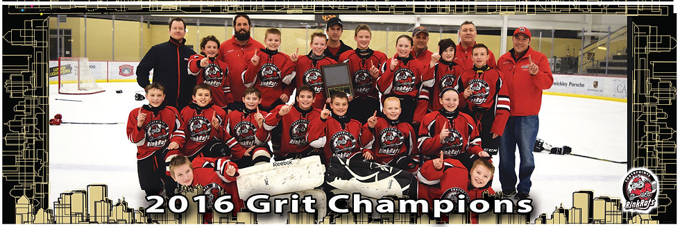Southpointe Rink Rats 148 Pee Wee AA Championship