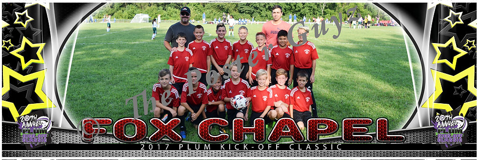 Fox Chapel U11 Williams U11B