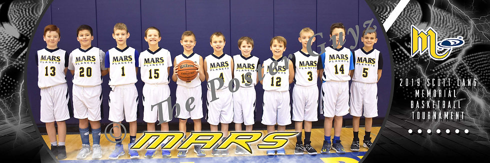 Mars Gold 3rd