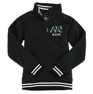 PRHS-Unisex Sherpa Quarter Zip Pullover