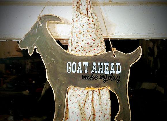 Goat Ahead
