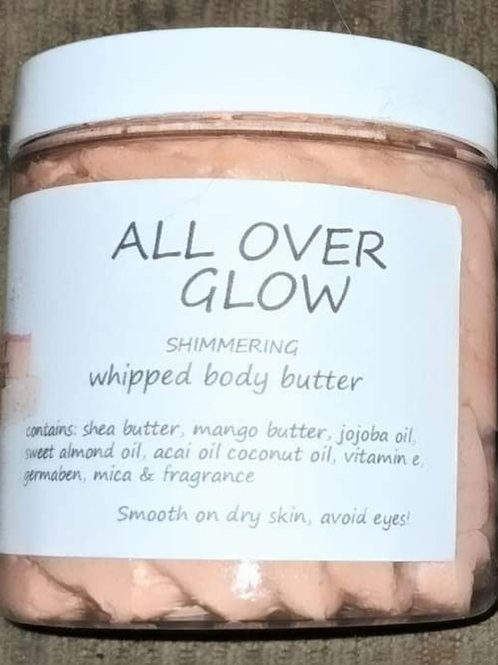 All Over Glow Body Butter